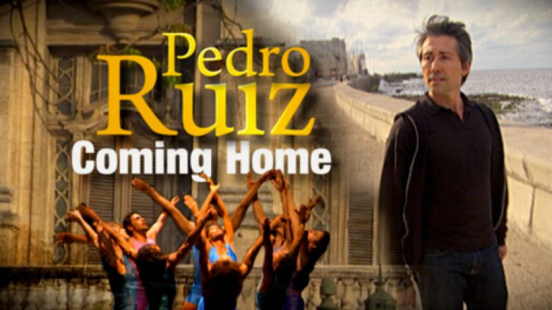 Pedro Ruiz: Coming Home